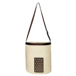 - Weaver Leather MORALE FEED BAG, NATURAL