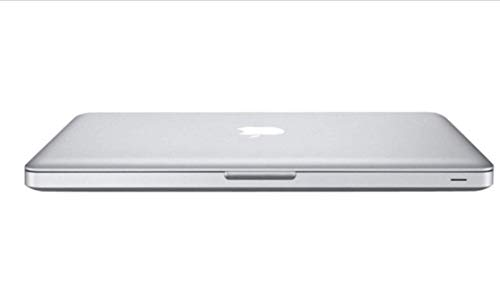 Apple MacBook Pro MD101LL/A 13.3-inch Laptop (2.5Ghz, 4GB RAM, 500GB HD) (Renewed) (Best Notebook Computer For College)