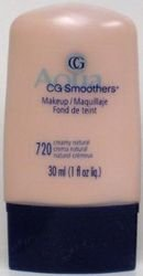 (Cover Girl 00029 720crmnat Creamy Natural SmoothersTM All Day Hydrating Makeup )