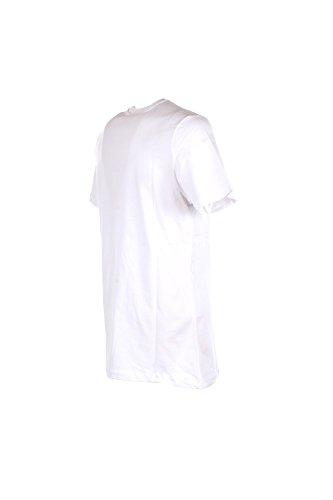 T-shirt Uomo Carlsberg S Bianco Cbu2904 Primavera Estate 2018