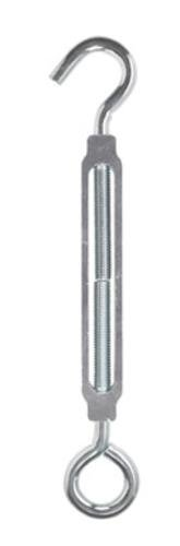 Hampton Turnbuckle L13-3/6'' 7-3/4'' 350 Lb Hk&Eye Bulk Stl by Hampton