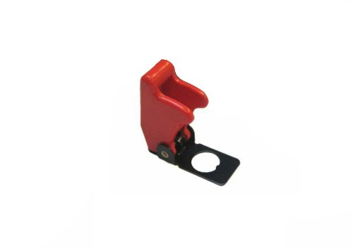 Keep It Clean SWC1R Red Race Toggle Switch Safety Cover