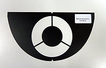 Solinco Logo Tennisschläger Saite Schablone