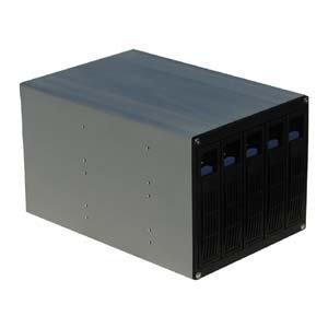 5 Bay SATA / SAS Hot Swap Rack Module, ()