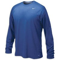 Long Sleeve Replica Jersey - NIKE Men's Legend Long Sleeve Tee, Royal, 2XL