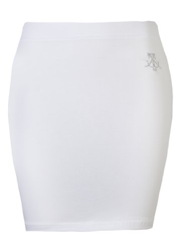 Brody & khvTIcIQ5S - Jupe - Uni - Femme Blanc