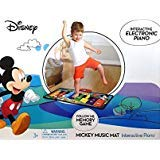 Disney Interactive Electronic Piano Mickey Music Mat]()