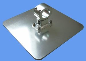 FISHMASTER MARINE TOWERS AND ACCESSORIES Radome Mounting Plate by FISHMASTER MARINE TOWERS AND ACCESSORIES