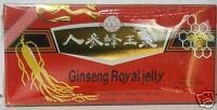 GBL Brand Ginseng Royal Jelly 30x10ml