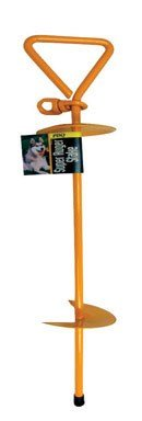 Boss Pet Products Pdq Super Auger Tie Out Stake