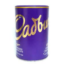 Cadbury Imported Gourmet Hot Chocolate mix 250g jar x 2 Imported from Ireland