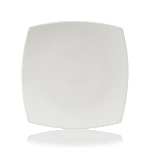 Mikasa Elegance White Dinner Plate
