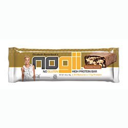 Nogii Chocolate Coconut High Protein Bar, 1.9 Ounce -- 12 per case.