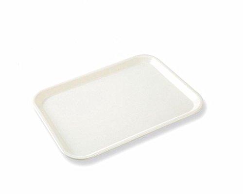 Lozse Tablett Weiss Rechteckig Europäischen Tablett Tablett Mit