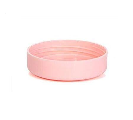 12/pcs vide rechargeables Transparent Rond Plastique Cr/ème Box avec rose spirale Coque Portable Masque /Émulsion Pot Cosm/étique r/écipient