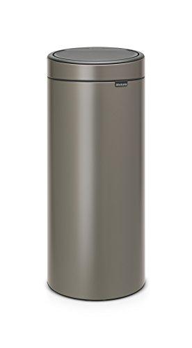 Brabantia 115363 Touch Trash Can New 8 Gallon ()