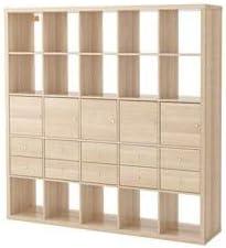 IKEA kallax librería estantería con 10 Accesorios, Efecto ...