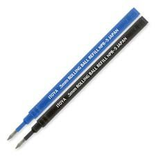 ITYNPR5BPBK - Roller Ball Pen Refill, .5mm Point, Black