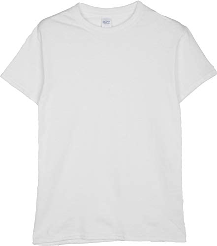 Tシャツ メンズ レディース 半袖 男性 女性 肌着 ワンポイント 無地 トップス カットソー オシャレ 誕生日 プレゼント ギフト 父 彼氏 ペア 大きいサイズ [並行輸入品]