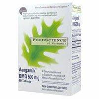 Food Science Labs-Aangam Aangamik (Dmg) 500 Mg 60 tab ( Multi-Pack)