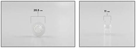 Canillas Bajas de Plástico para Máquinas de Coser Singer tipo Apolo, 9018, 9020 y otros modelos: Amazon.es: Hogar