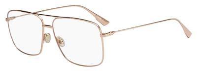 Christian Dior Eyeglasses DiorStellaireO3 DDB Gold Copper Optical Frame 57mm