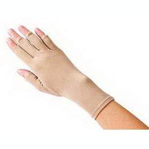 (Compression Edema Glove Left Open Finger Medium, 9