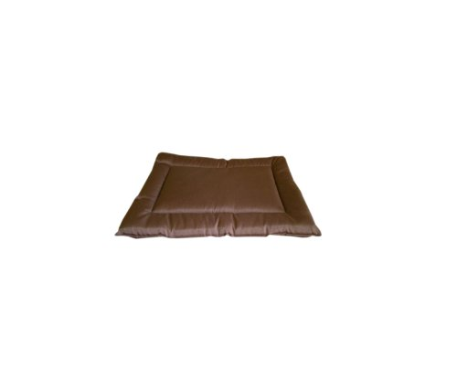 CPC Brutus Tuff Napper Pet Crate Pad, X-Small, Chocolate (Tuff Crate Bed)