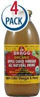 Bragg Organic Apple Vinegar Natural
