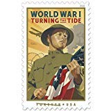 - World War I : Turning The Tide Commemorative Forever Stamps (Sheet 20)