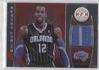 Dwight Howard #/199 (Basketball Card) 2013-14 Totally Certified - Memorabilia - Totally Red #153