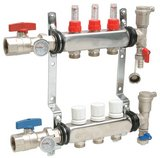 Qest 2 Stainless Steel Heating Manifold with ()