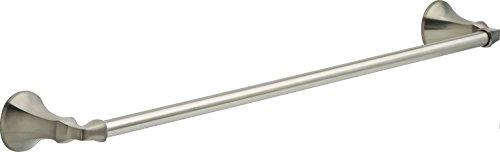 Delta 76424-SS Ashlyn Towel Bar, 24″, Stainless Steel (Towel Bar Delta)