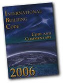 2006 International Building Code: Code & Commentary, Set