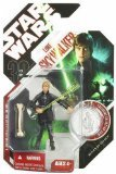 Star Wars 30th Anniversary Coin - Star Wars 30th Anniversary Luke Skywalker Jedi Knight Action Figure #25 with Coin
