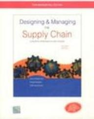 Designing and Managing the Supply Chain 2nd Economy Edition