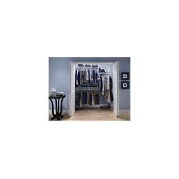 Amazon Com Closetmaid 22873 Shelftrack 4ft To 6ft