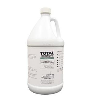 Oven, Grill & Smokehouse Cleaner - 4 Gallon Case by Total Solutions