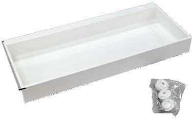 LIXIL[リクシル]・INAX[イナックス] 部品・パーツ 【NT-280A(1)-1S/W91】 収納棚 【NT-280A-1】