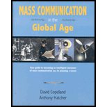 Mass Communication in the Global Age, David A. Copeland, 1885219318