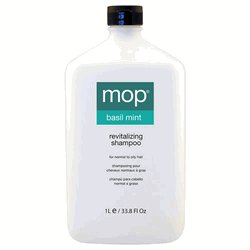 MOP Basil Mint Revitalizing Shampoo 33.8 Oz
