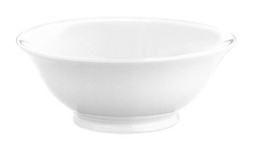 Pillivuyt Porcelain Round Salad Bowl 100cl DEFAULT