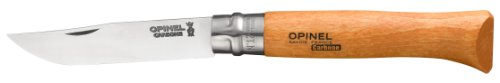 Opinel No 12 Carbon Steel Knive, Outdoor Stuffs