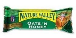 Nature Valley Oats & Honey Granola Bar 1.5 Oz - Case Pack 18 SKU-PAS1123247 ()
