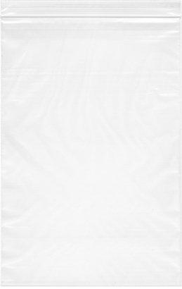 8'' x 12'', 2 Mil (Pack of 200) Zipper Reclosable Plastic Bags