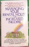 Managing Your Rental House for Increased Income, Doreen Bierbrier, 0553256335