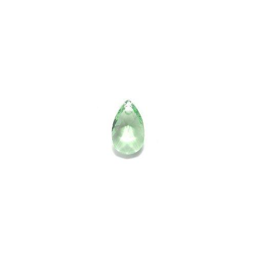Pear Peridot Drop - 3