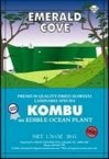 Emerald Cove 1.76 Ounce Sea Vegetables - Pacific Kombu, Case Of 6