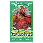 Celestial Seasonings Green Teas Honey Lemon Ginseng (a)