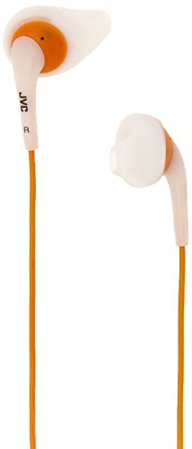 JVC HAEN10W Sport Earbuds White product image